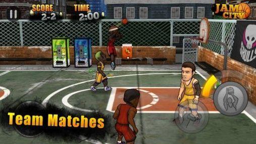 Скачать  Jam City Basketballдля android
