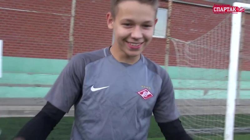Спартак-2004 готовится к плей-офф Кубка РФС