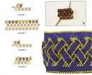 бисера. с бусинами-подвесками.  Подробная схема его плетения поможет вам разобраться и самостоятельно смастерить...