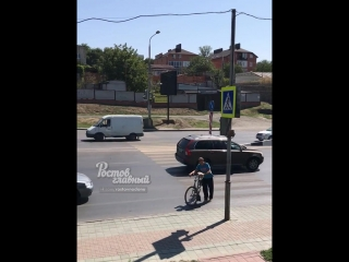 Почините светофор 20.8.2018 Ростов-на-Дону Главный
