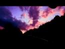 из окна большегруза,безумно красивое небо,дорога на Барзас,14окт2018.наташаснимает.HD