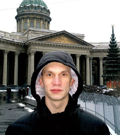 Антон Мариняк, 13 мая 1989, Москва, id51876147