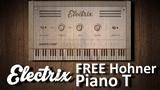 FREE Sampleson Electrix (Hohner Electra Piano T) VSTAU plugin