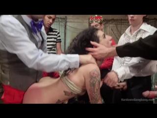 Arabelle Raphael - Wonferful Gangbang