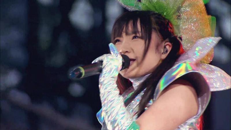 Momoiro Clover Z - Roudou Sanka (Haru no Ichidaiji 2014 - Never Ending Adventure Day1)