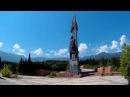 Артек, Ленин, Аю-Даг и Русское море (Черное море) Крым 2016 середина июля