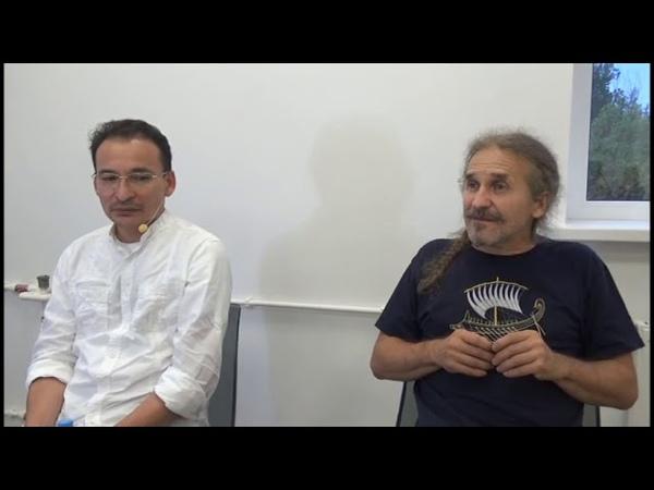 Просветление гость Философского клуба Саламат Сарсекенов сентябрь 2018