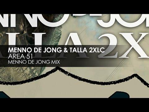 Menno de Jong Talla 2XLC - Area 51 (Menno de Jong Mix)