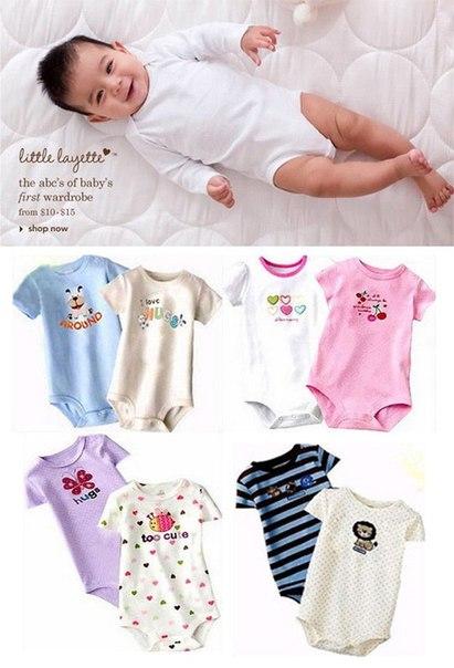 Carter s детская одежда из сша в