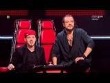 """The Voice of Poland IV - Vitaly Voronko - """"Bałkanica - Przesłuchania w ciemno"""