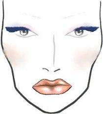 как наносить макияж видео