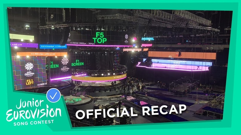 OFFICIAL RECAP - All Junior Eurovision 2018 songs in order of the show!