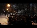 Молодежное движение ОБЕД НАДЕЖДЫ - Курский вокзал