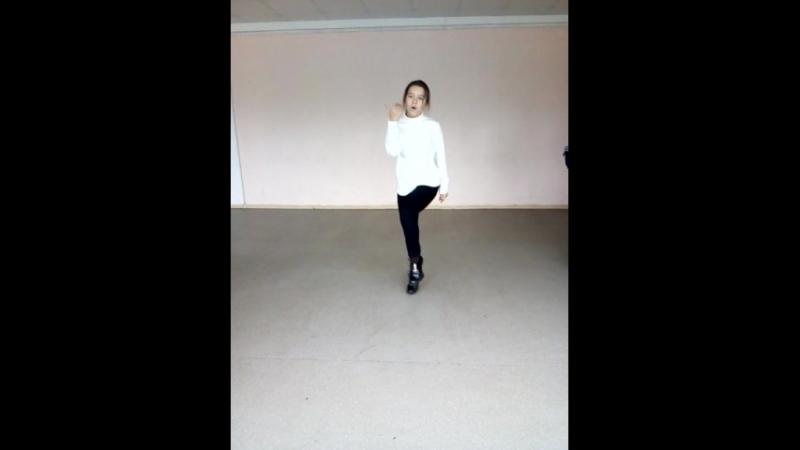 соня танцует