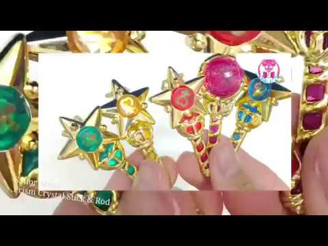 UNBOX! Sailor Moon Crystal Stick Rod (Gashapon)