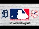 Detroit Tigers vs New York Yankees | 02.09.2018 | MLB 2018
