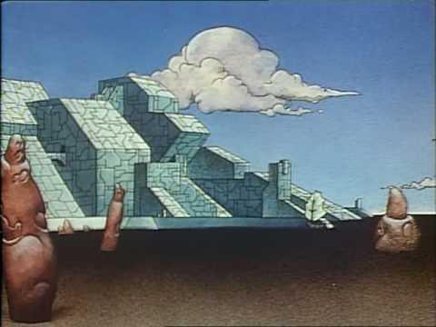 La prisionera - La prisonnière (René Laloux,1988 - subs spñ)
