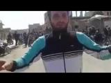 أهالي الرستن بريف حمص يطالبون بدخول الشرطة الروسية وخروج المسلحين - سلمية_ب.mp4