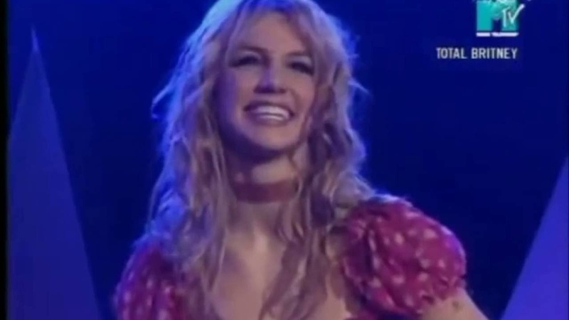 Britney Spears I'm Not A Girl Not Yet A Woman Total Britney Live