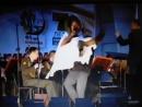 экспромт на концерте с певицой из Москвы 2013г