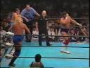 1993.10.02 - Stan Hansen/Ted Dibiase/Dan Spivey vs. Big Bubba/Richard Slinger/Steve Williams [JIP]