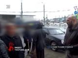Привокзальная цыганка избила тростью общественников