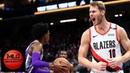 Sacramento Kings vs Portland Trail Blazers Full Game Highlights 01/14/2019 NBA Season