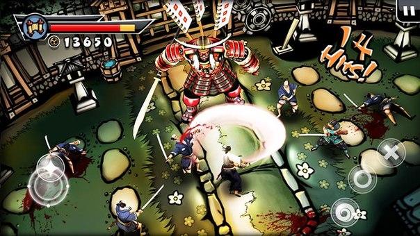 Скачать Samurai II: Vengeance для android