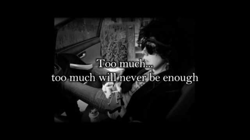 LP - Too Much [Lyrics on Screen]