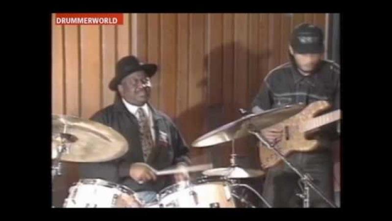 Bernard Pretty Purdie Funky Groovy Jam Session