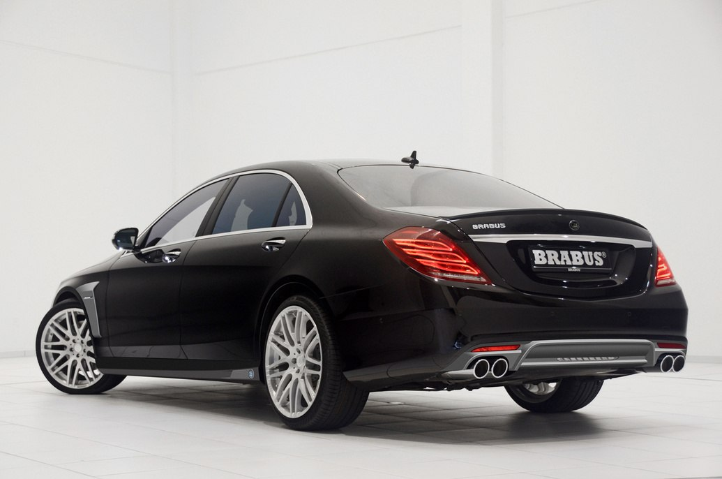 Mercedes S Brabus 2014