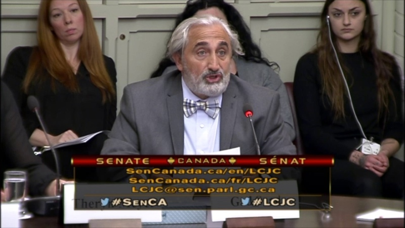 My Opening Address at the Canadian Senate (THE SAAD TRUTH_420)