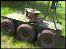 У Чернігові випробовують роботизований комплекс Мисливець