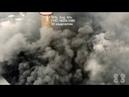 Жуткий черный дым из труб ТЭЦ1 в Хабаровске 2018 год