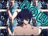 Free! Anime | Аниме Cвобода! AMV Haruka Nanase-Boom
