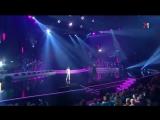 MONATIK feat. Данэлия Тулешова — Вечность | Финальный гала-концерт конкурса «Яскраві діти України»