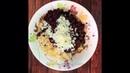 Обед Салат из тунца и фасоли