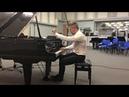 Dmitry Myachin. Chopin. Recording at the Dom Radio studio, St.Petersburg, 31.05.2018.
