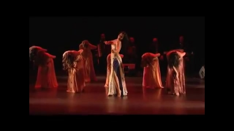 Mercedes Nieto and the Nymph Oriental Dance Company in London 22174