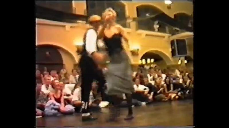 1992 - Deutsche Meisterschaft Boogie Woogie – Marcus Bärbl