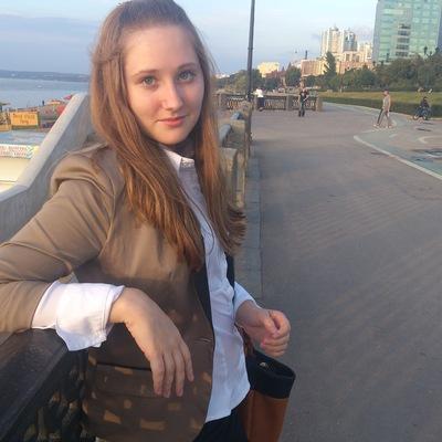 Екатерина Батраченко, 21 мая 1997, Самара, id23524615