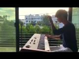 Amazing rendition of thetruthuntold absolutely phenomenal piano playing!! @BTS_twt @tonyann_