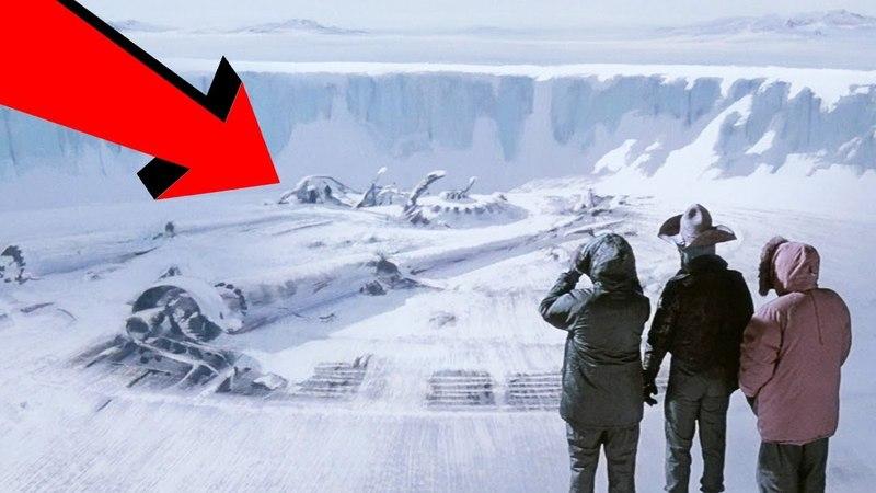 Это место таит больше загадок, чем МАРС! Пришельцы и древняя цивилизация угрожают Человечеству!