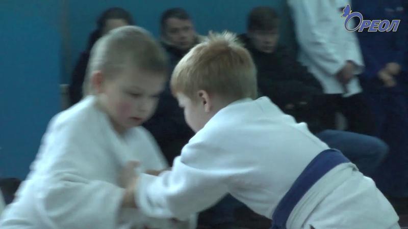 В Старополье впервые прошел рождественский турнир по дзюдо