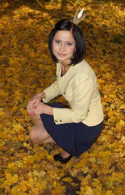 Кристина Степанова, 3 октября 1990, Ставрополь, id176450600