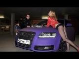 Ремонт и замена тормозных дисков и колодок на (Audi A6)