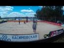 Beach volley Russia Syntul 2018 W 03 Grechko-Ahmetova and Sviridova-Sviridova