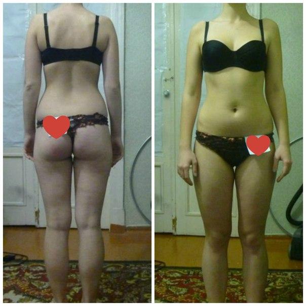 Как похудеть с нормального веса