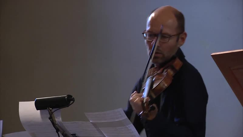 Christoph Graupner - Triosonata for 2 violins and continuo in c minor - Musicians of the Finnish Baroque Orchestra