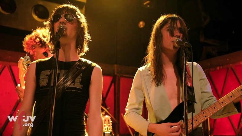 The Lemon Twigs - The Fire (Live at Rockwood Music Hall)